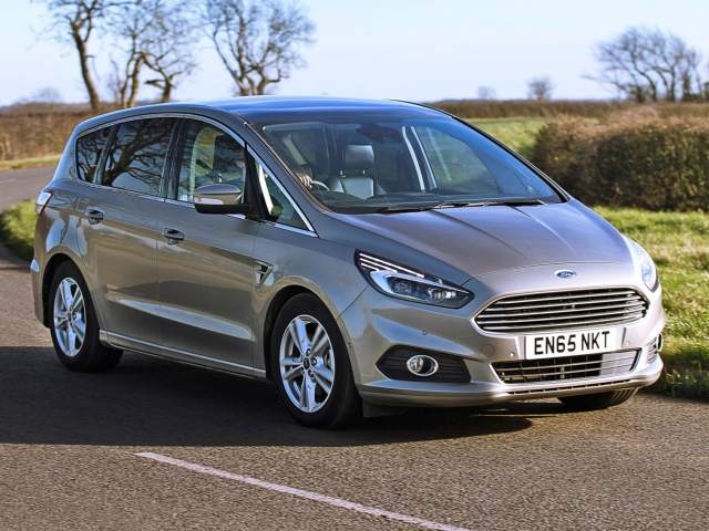 Ford S-Max 2.0 Diesel Automat