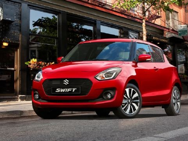 Suzuki Swift 1.2 Automat